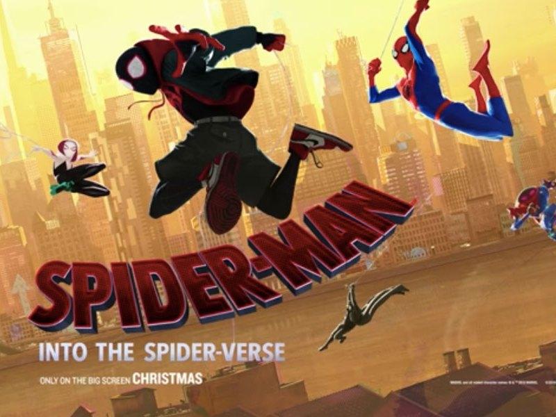 Nuevo trailer de 'Spider-Man: into the Spider-Verse'