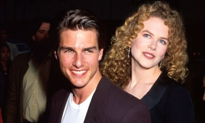 Tom Cruise salvó a Nicole Kidman