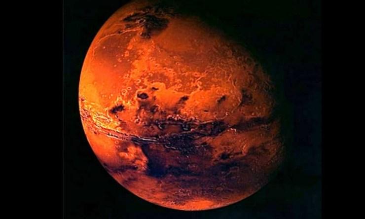 podría haber vida en Marte