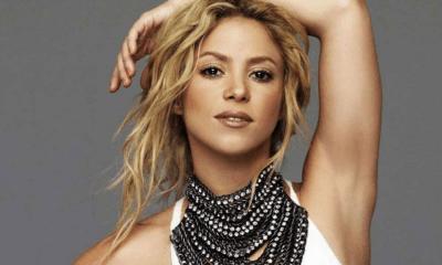 Shakira llegó a México