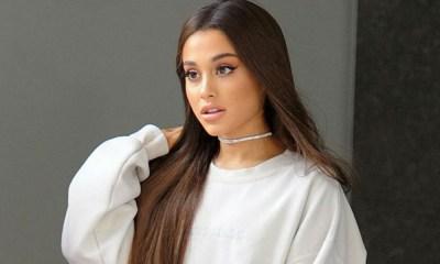 Ariana Grande recibió mariachis