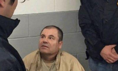 'El Chapo' Guzmán pidió abrazar a su esposa