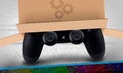 Sony patentó un nuevo control