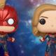 Funkos de 'Captain Marvel'