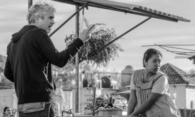 Donde pueden ver 'Roma' de Alfonso Cuarón