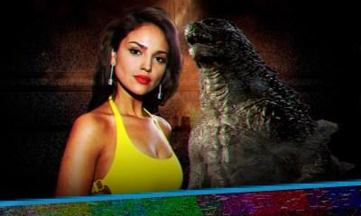 Eiza González en 'Godzilla vs Kong'