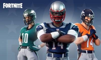 Fortnite y la NFL hacen un convenio