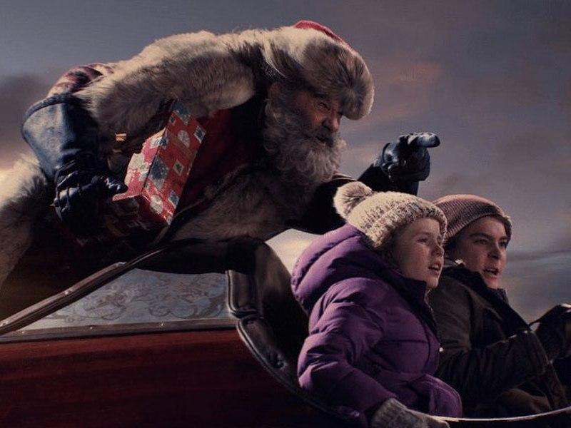 trailer de 'Las crónicas de Navidad'
