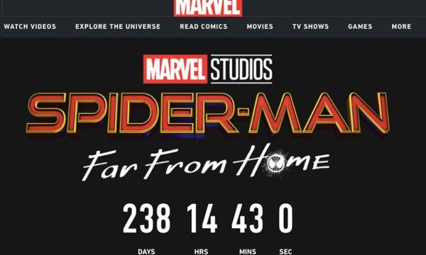 Inicia la cuenta regresiva hacia 'Avengers 4' Marvel-Studios-Spider-Man-Far-From-Home-600x360