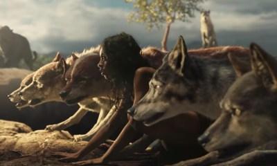 'Mowgli' la nueva propuesta de Netflix