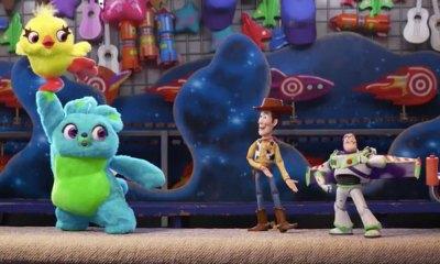 segundo teaser trailer de 'Toy Story 4'