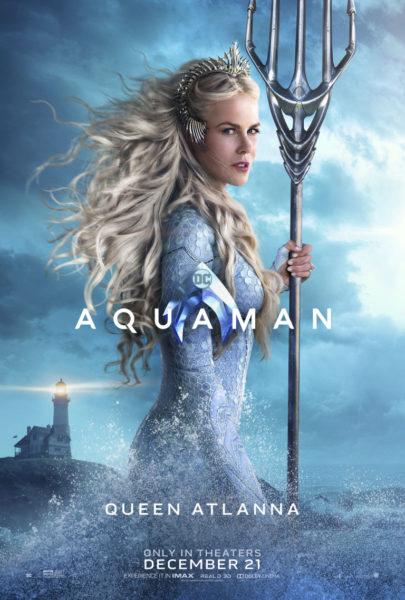 Llegan desde el mar los nuevos pósters de 'Aquaman' aqamn_vert_queenatlanna_dom_2764x4096_master