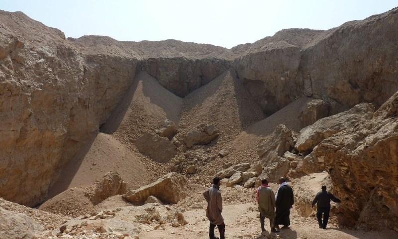 Hallazgo podría revelar cómo construyeron las pirámides de Egipto c%C3%B3mo-construyeron-las-pir%C3%A1mides-de-Egipto-2