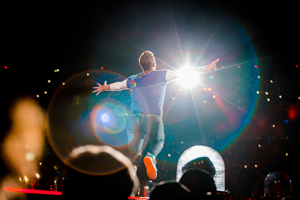 El documental de Coldplay 'A Head Full of Dreams' se estrenó en Amazon gettyimages-871622930-594x594