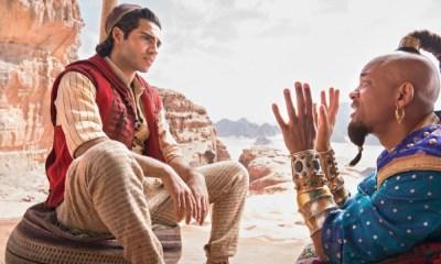 fotos del live action de 'Aladdin'