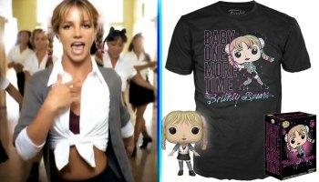 Funko Pop de Britney Spears
