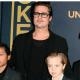 Angelina Jolie le reveló a su hijo