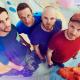 Coldplay lanzó álbum en vivo