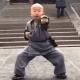 Niño es maestro de Kung Fu