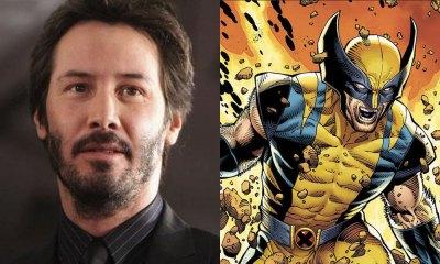 Keanu Reeves quiere ser el nuevo 'Wolverine'