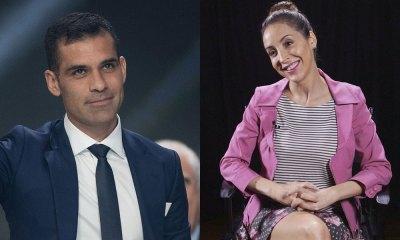 Adriana Lavat denunció a Rafa Márquez
