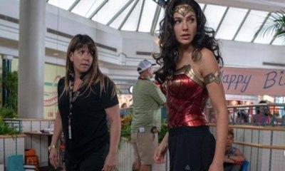 fin del rodaje de 'Wonder Woman 1984'