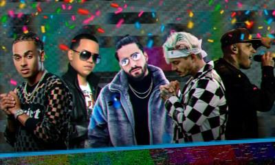 reggaetón en el 2018