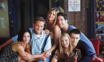 pagó Netflix para que se quedara 'Friends'