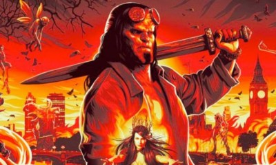 primer trailer de 'Hellboy'