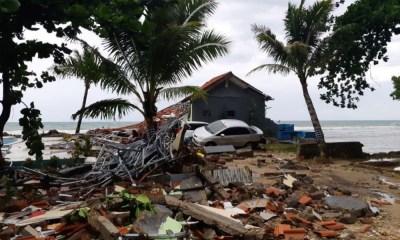 provocó el tsunami de Indonesia
