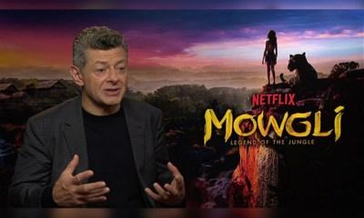 reto dirigir 'Mowgli' dice Andy Serkis