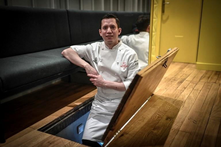 De la cocina al mundo: Chef mexicano ganó una estrella Michelin 000_1CL80E