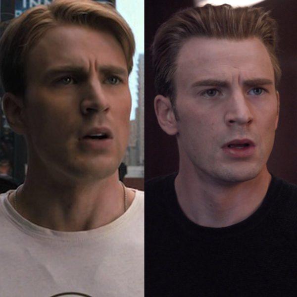 El #10YearsChallenge de los 'Avengers' muestra la evolución del MCU Avengers-10-Years-Challenge-07