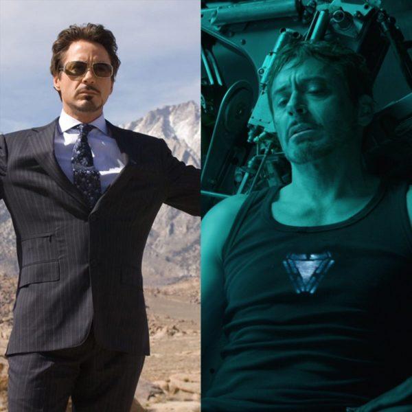 El #10YearsChallenge de los 'Avengers' muestra la evolución del MCU Avengers-10-Years-Challenge-08