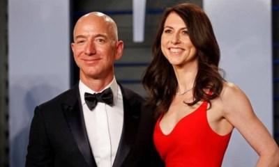 Divorcio de Jeff Bezos