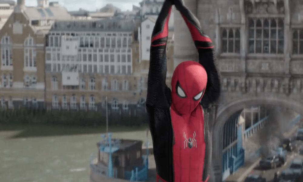 primer trailer de 'Spider Man: Far From Home'