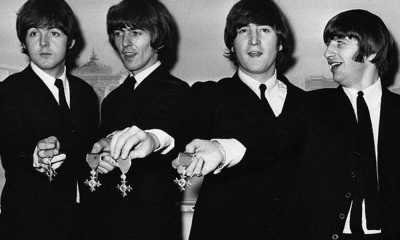 Peter Jackson filmará un documental sobre los Beatles