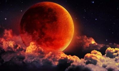 Eclipse lunar se podrá ver en todo el país