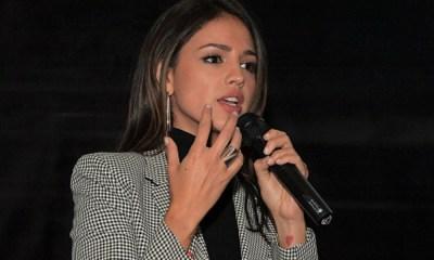 Eiza González defendió 'Roma'