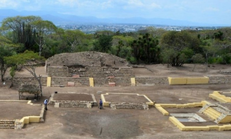 Hallan en Puebla templo prehispánico dedicado Xipe Tótec Hallan-en-Puebla-templo-prehisp%C3%A1nico-2