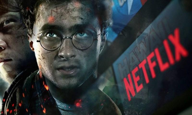 La saga de 'Harry Potter' llega a Netflix y ya hay fecha de estreno Harry-Potter-llega-a-Netflix-2