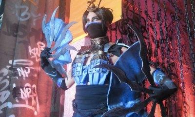 primer vistazo de 'Mortal Kombat 11'