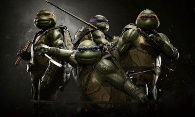 reboot de las 'Tortugas Ninja'