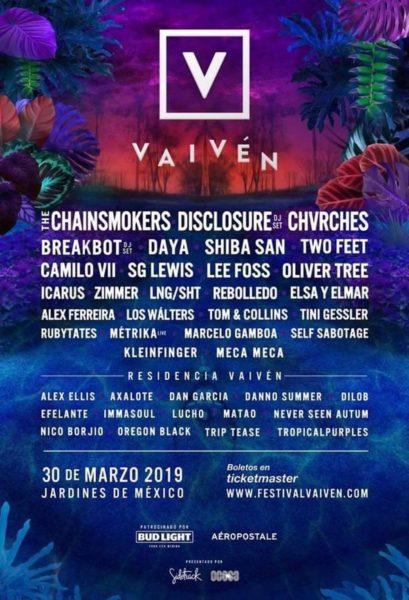 ¿Quién dijo música?: Los Festivales que llegan en 2019 XR2V5L42G5CVTCV3OAFCJHHIVA-409x600