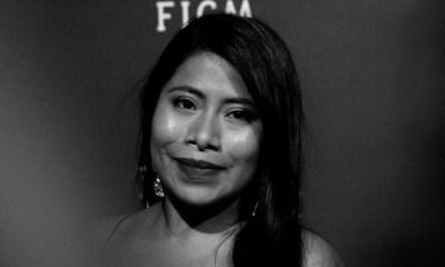 Yalitza Aparicio participó en video de su pueblo