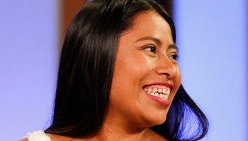 Reacción de Yalitza Aparicio por su nominación