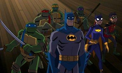 crossover de 'Batman' y 'La Tortugas Ninja'