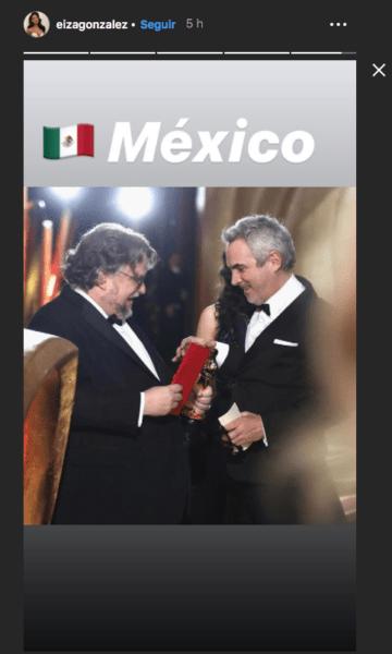 reacciones por los Oscar que ganó 'Roma'