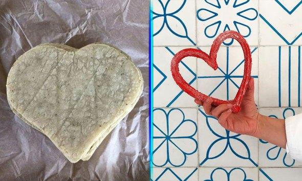 churros y tortillas de amor