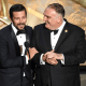 Diego Luna habló en español en los Oscar